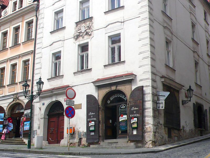 Nerudova 1458064,Apartamento en Praha-1, Prague and vicinity, Chequia para 6 personas...