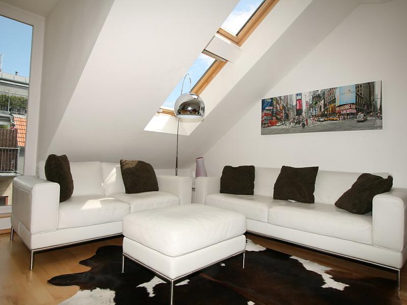 Serviten 1458172,Apartamento en Wenen wijk 9, Vienna, Austria para 4 personas...