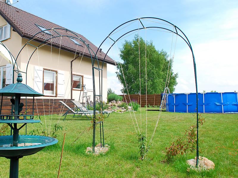Platanowa 1458313,Vivienda de vacaciones  con piscina privada en Insko, Rowy-Baltic sea, Polonia para 6 personas...