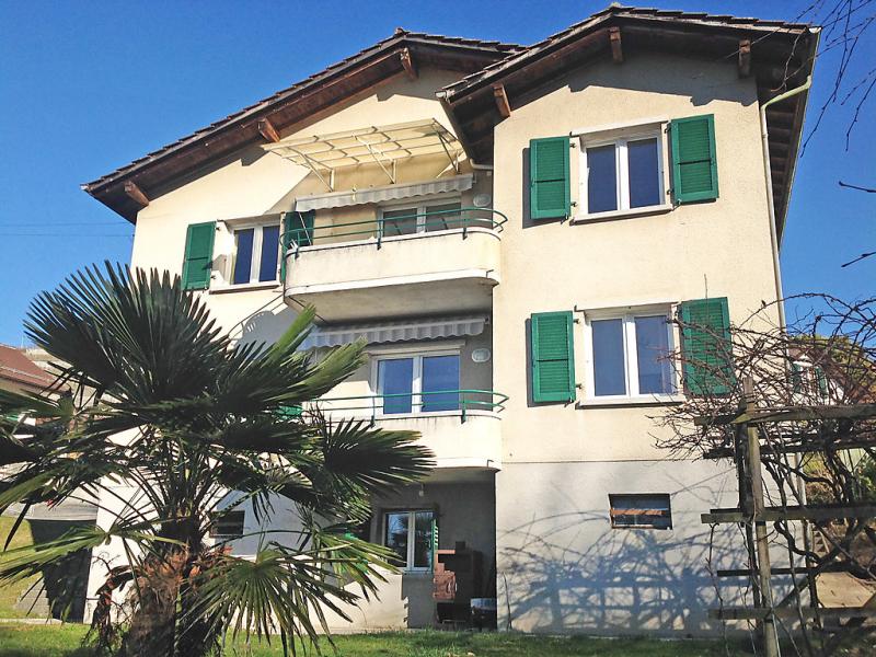 Chemin du plan 23 1458324,Apartamento en Lausanne, Lake Geneva Region, Suiza para 4 personas...