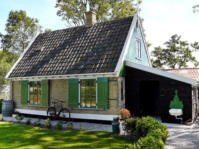 Het vissershuys 1458803,Casa de vacaciones en Wieringen, North Holland, Holanda para 4 personas...