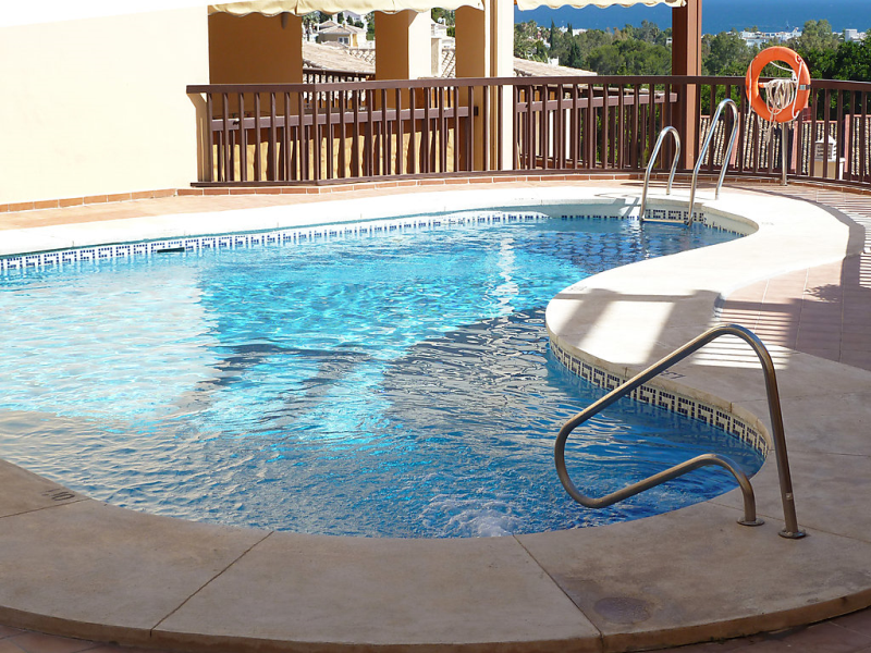 Torregolf 1458848,Apartamento en Benalmádena Costa, Andalucía, España  con piscina privada para 4 personas...