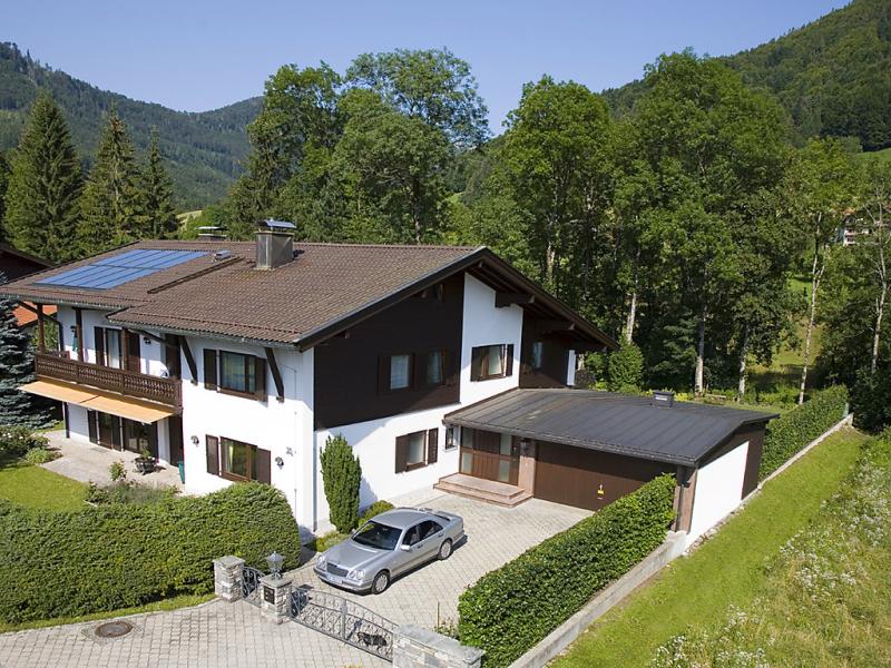 Steinbach 1459145,Apartamento  con piscina privada en Ruhpolding, Upper Bavaria, Alemania para 3 personas...