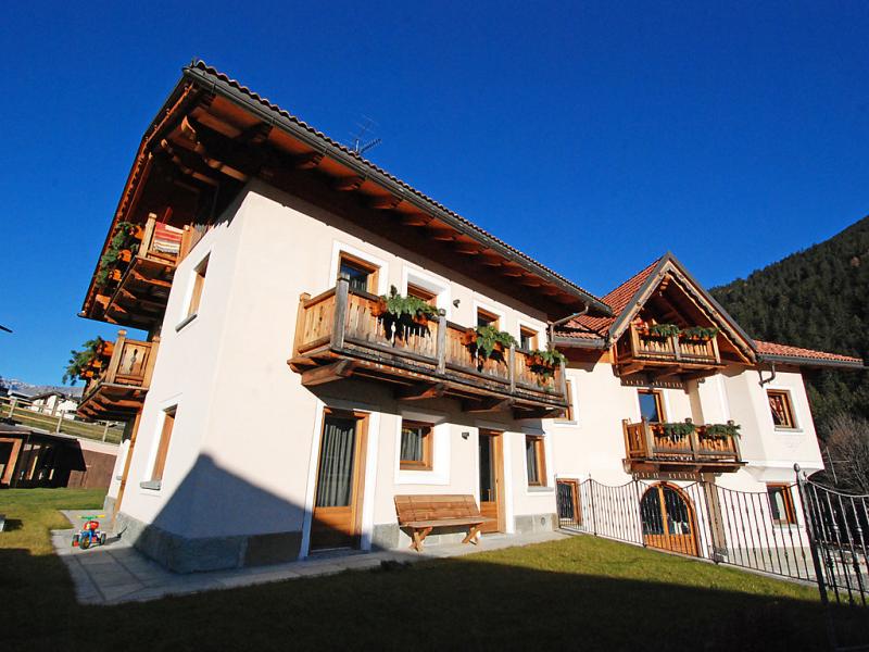 Fiordaliso 1459283,Apartamento en Bormio, Lombardia, Italia para 4 personas...