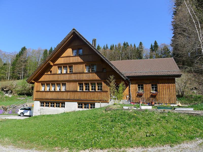 Waldheimbaschloch 1459757,Apartamento en Trogen, East Switzerland, Suiza para 4 personas...