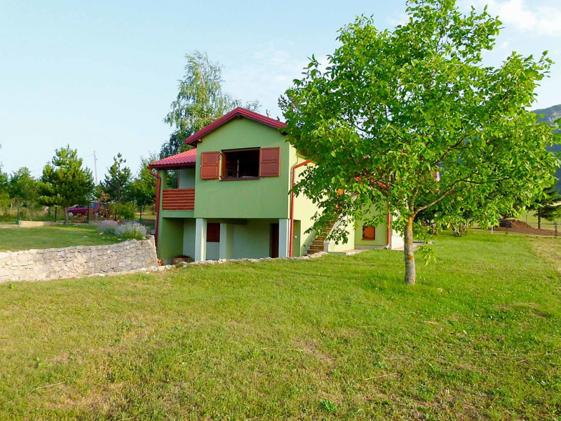1459993,Vivienda de vacaciones en Plitvice, Kvarner Hills, Croacia para 4 personas...