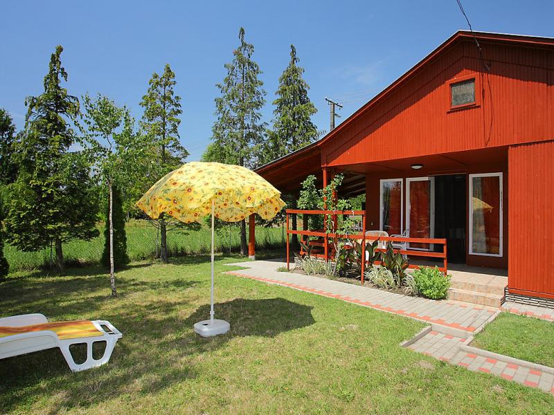 1459999,Vivienda de vacaciones en Balatonmáriafürdö, Balaton, Hungría para 4 personas...