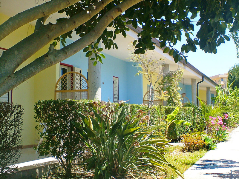 Dependance 1460021,Apartamento en Capo Vaticano, Calabria, Italia  con piscina privada para 4 personas...