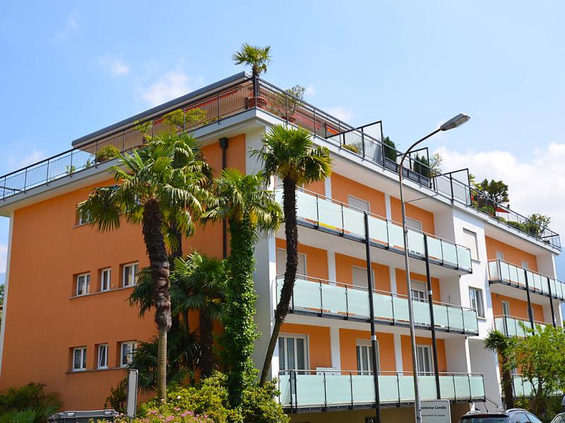 Corallo utoring 1460045,Apartamento en Ascona, Ticino, Suiza para 2 personas...