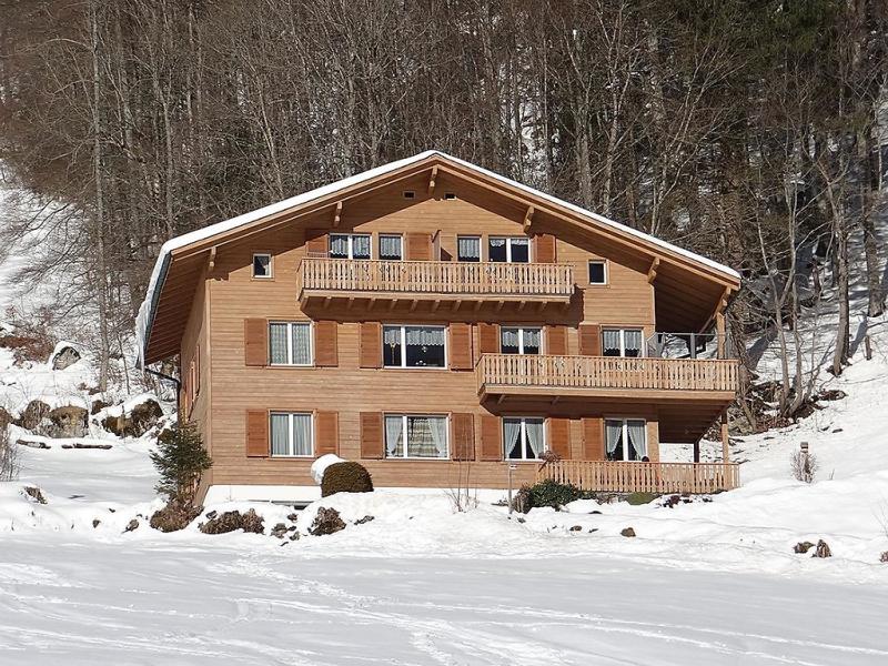 Berg 1460249,Casa en Engelberg, Central Switzerland, Suiza para 3 personas...