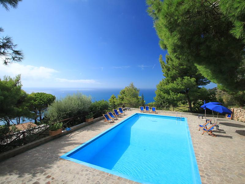 Panoramica 1460469,Vivienda de vacaciones en Monte Argentario, en Toscana, Italia  con piscina privada para 4 personas...
