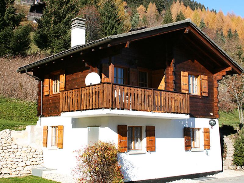 Mountain view 1460698,Vivienda de vacaciones en Moléson-Sur-Gruyères, Freiburg, Suiza para 6 personas...