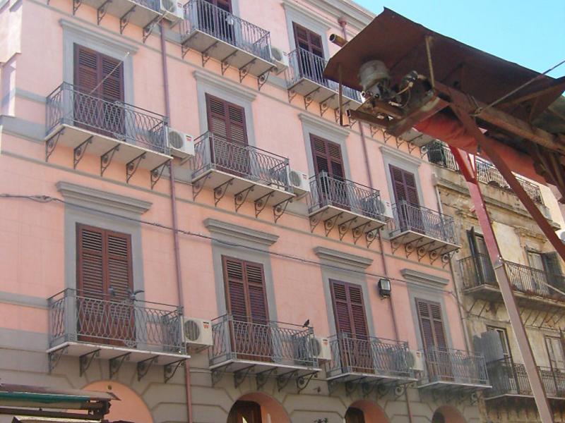 Capo 1460854,Apartamento en Palermo, Sicily, Italia para 3 personas...