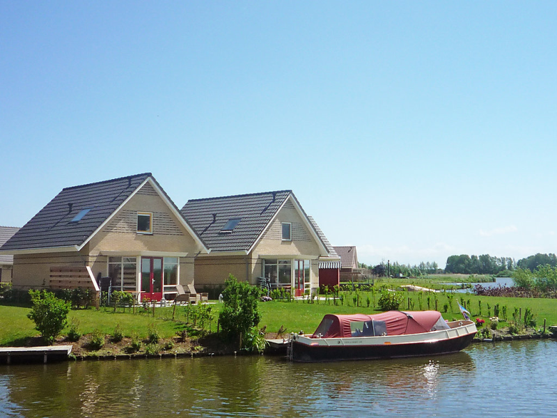 Standaard 1461243,Vivienda de vacaciones  con piscina privada en Medemblik, Noord-Holland, Holanda para 6 personas...