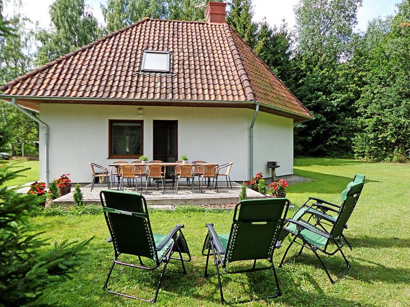 Pereka 1461491,Vivienda de vacaciones en Trygort, Mazury, Polonia para 6 personas...
