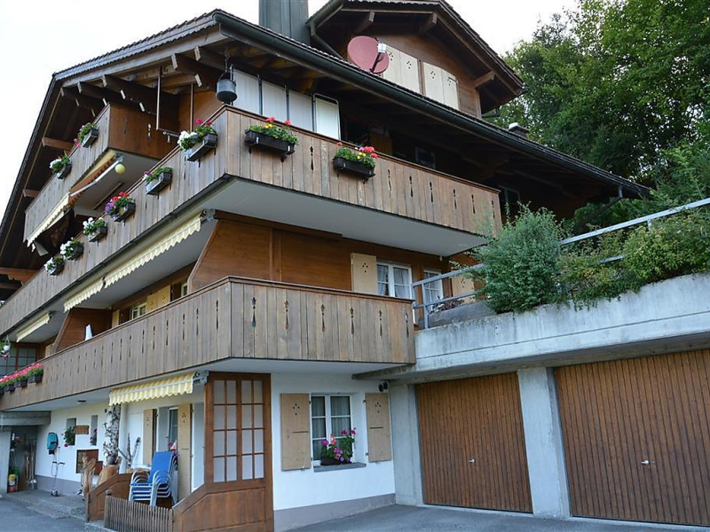 Eichhorn 1461534,Casa en Zweisimmen, Bernese Oberland, Suiza para 3 personas...
