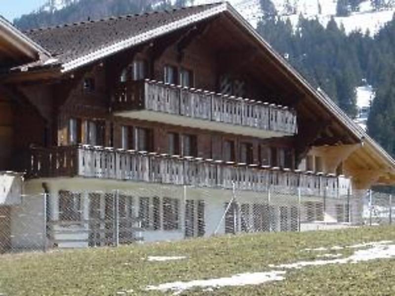 Mireille nr 3 1461604,Casa en Schönried, Bernese Oberland, Suiza para 2 personas...