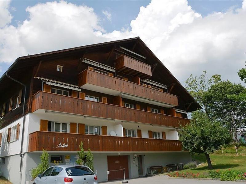 Arlette nr 30 1461605,Casa en Schönried, Bernese Oberland, Suiza para 3 personas...