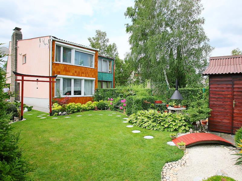 1461777,Vivienda de vacaciones en Balatonmáriafürdö, Balaton, Hungría para 4 personas...