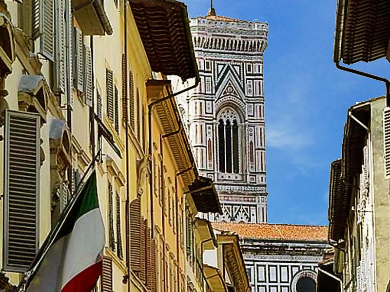 Le belle arti 1 1461790,Apartamento en Florence, Tuscany, Italia para 4 personas...