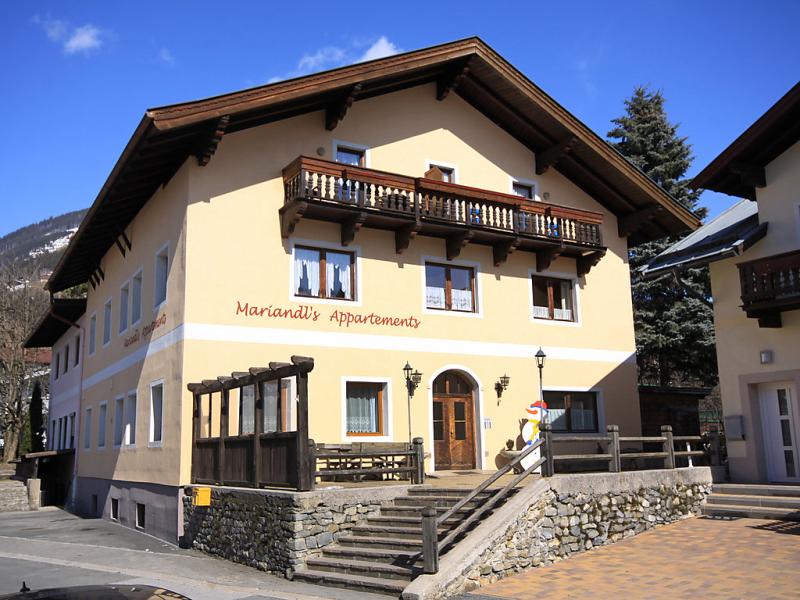 Mariandls appartment 1461921,Apartamento en Kaprun, Salzburg, Austria para 2 personas...