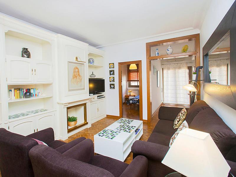 Eixample dret valncia padilla 1462421,Apartamento en Barcelona Stad, Barcelona, España para 5 personas...