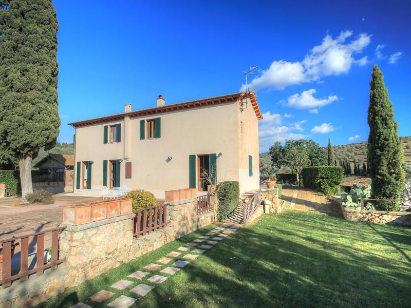 Marsiliana 1462537,Villa  con piscina privada en Capalbio, en Toscana, Italia para 8 personas...