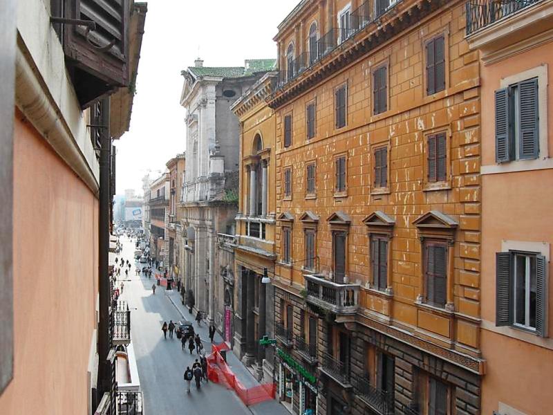 Corso central 1462881,Apartamento en Roma: Centro Storico, Lazio, Italia para 6 personas...