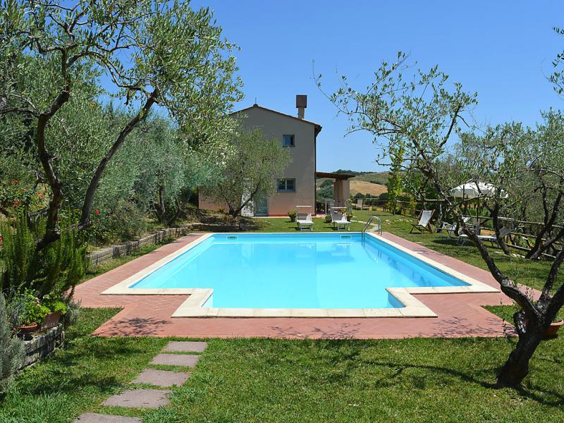 Fiammetta 1463524,Vivienda de vacaciones  con piscina privada en Castelfiorentino, en Toscana, Italia para 6 personas...