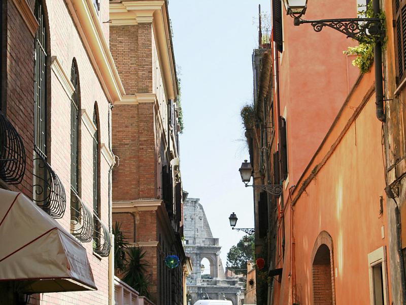 Forum domus 1463628,Apartamento en Roma: Centro Storico, Lazio, Italia para 4 personas...
