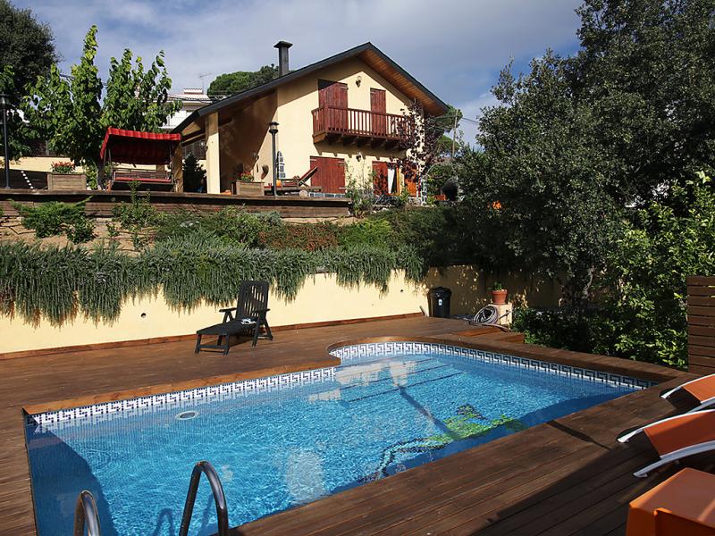 Maresme 1464252,Villa  con piscina privada en Sant Cebrià de Vallalta, Costa del Maresme, España para 6 personas...