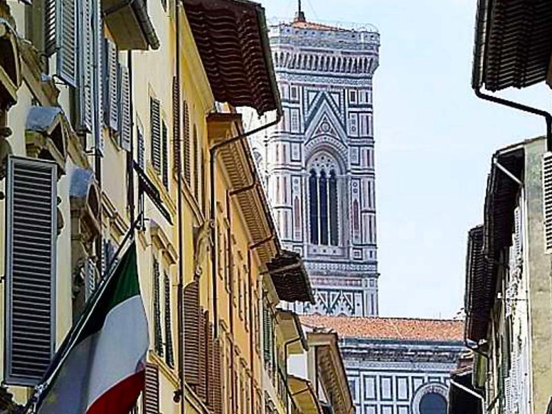 Laccademia 1464637,Apartamento en Florence, Tuscany, Italia para 3 personas...