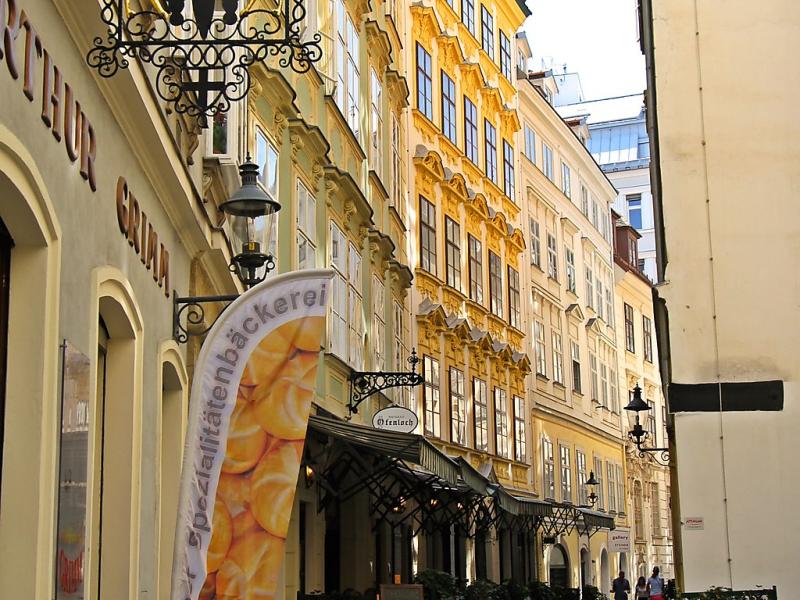 Judenplatz 1464669,Apartamento en Wenen-wijk 1, Vienna, Austria para 2 personas...