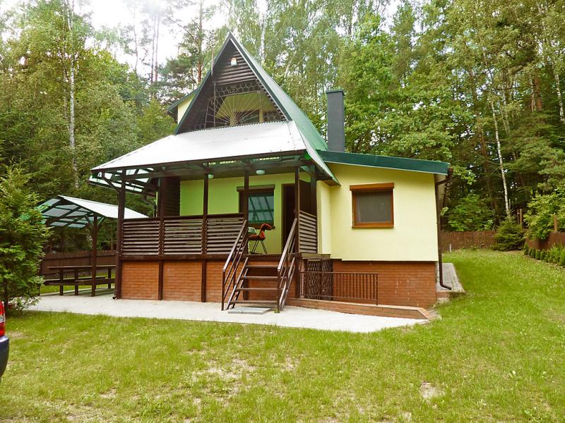 Gulbity 1464840,Vivienda de vacaciones en Morag, Beskidy, Polonia para 6 personas...