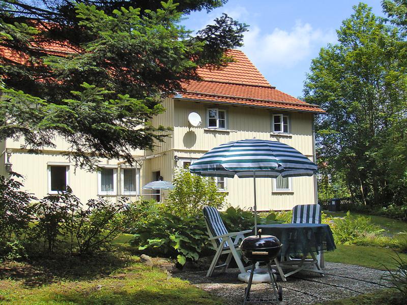 Altes forsthaus 1464860,Apartamento en Osterode, Harz, Alemania para 4 personas...