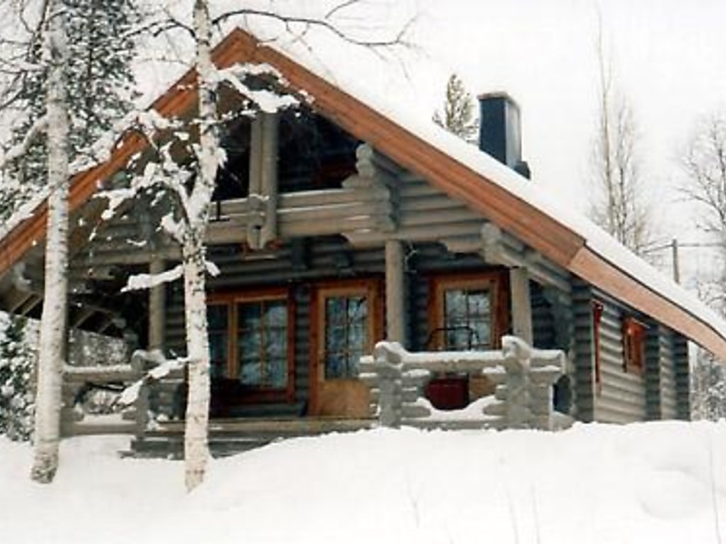Lomavin 1465363,Casa en Salla, Lapland, Finlandia para 5 personas...