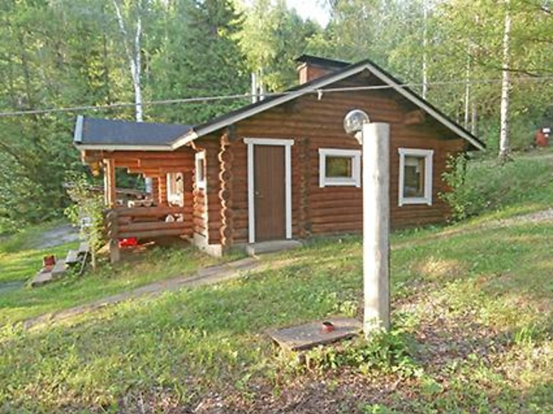 Kaakkuri vetonaulan lomamkit 1465568,Casa en Kerimäki, East Finland, Finlandia para 6 personas...
