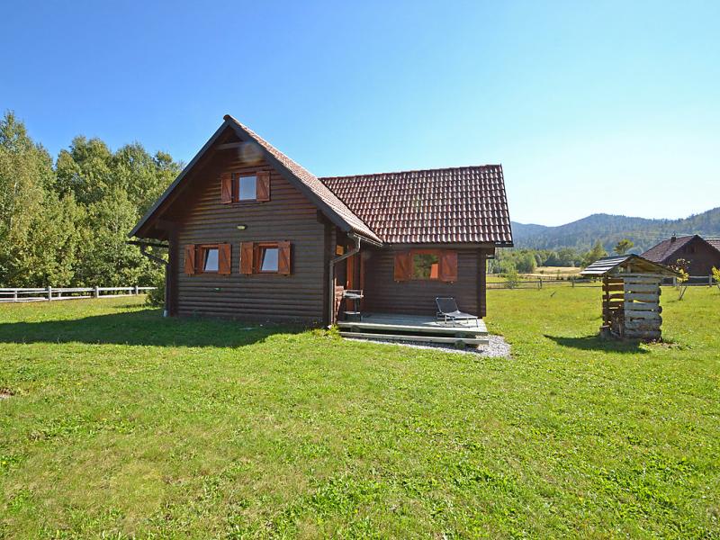 1466149,Vivienda de vacaciones en Fužine, Kvarner Hills, Croacia para 6 personas...