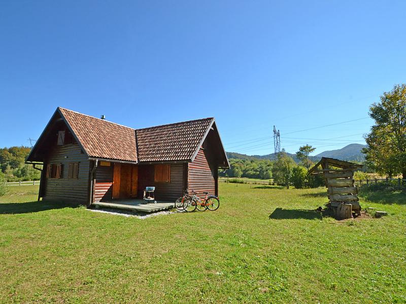 1466150,Vivienda de vacaciones en Fužine, Kvarner Hills, Croacia para 6 personas...
