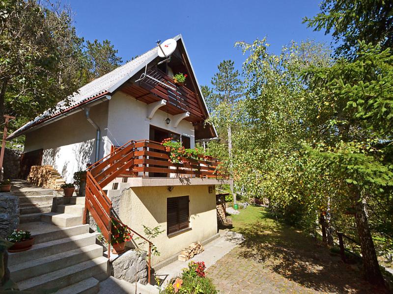 1466338,Vivienda de vacaciones en Fužine, Kvarner Hills, Croacia para 4 personas...
