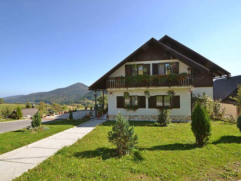 1466339,Apartamento en Ravna Gora, Kvarner Hills, Croacia para 4 personas...
