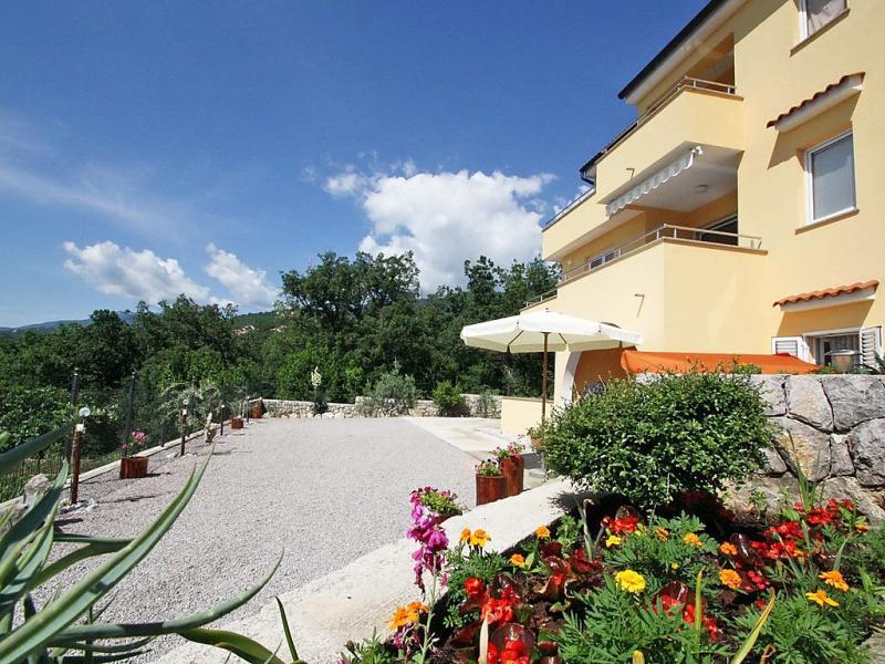 Silvana 1466341,Apartamento en Opatija, Kvarner, Croacia para 3 personas...