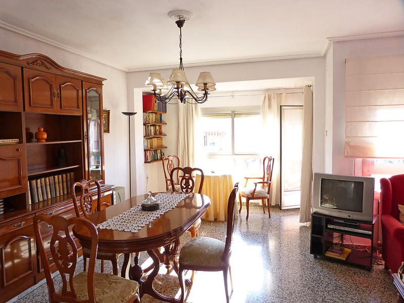 Totana 1466431,Apartamento en Valencia, en la Costa Blanca, España para 5 personas...
