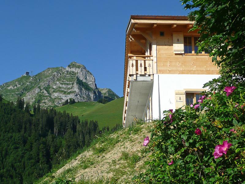 La poya 1467930,Vivienda de vacaciones en Moléson-Sur-Gruyères, Freiburg, Suiza para 6 personas...