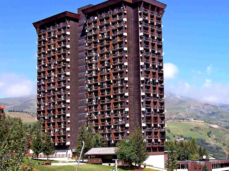 Soyouz vanguard 1468364,Apartamento en Le Corbier, Rhône-Alpes, Francia para 4 personas...