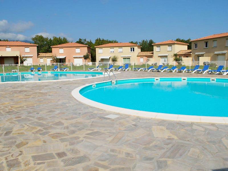 Domaine de melody 1469036,Apartamento  con piscina privada en Moriani, Corsica, Francia para 4 personas...
