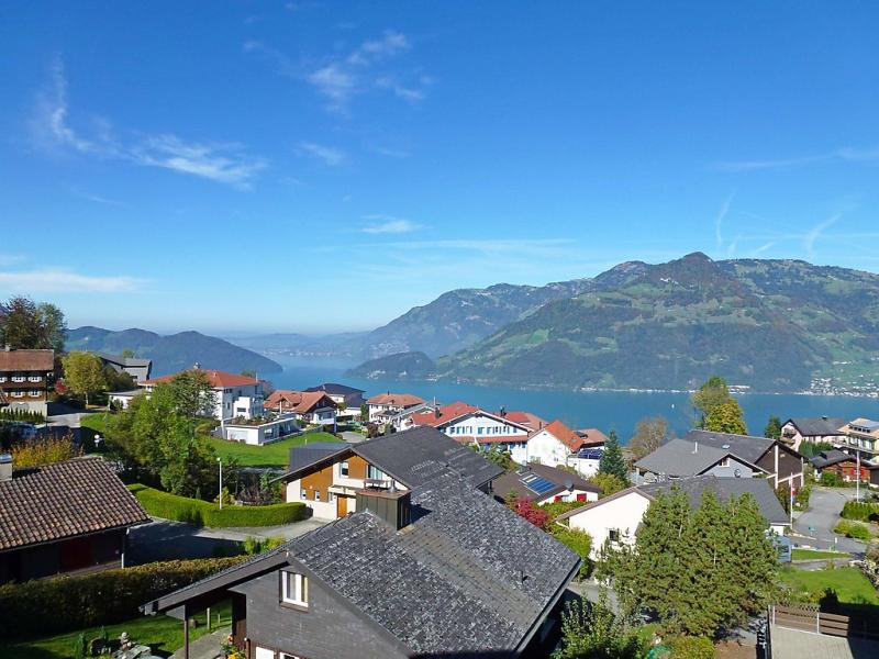 Ladasa 1469410,Apartamento en Emmetten, Central Switzerland, Suiza para 2 personas...