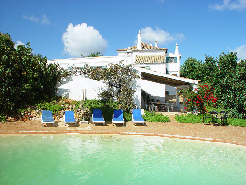 Quinta do sol 1469420,Vivienda de vacaciones  con piscina privada en Portimão, Faro, Portugal para 10 personas...