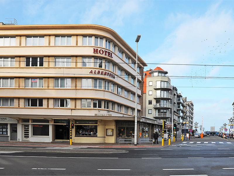Residentie alberteum 1469492,Apartamento en Oostduinkerke (Koksijde), West Flanders, Bélgica para 7 personas...