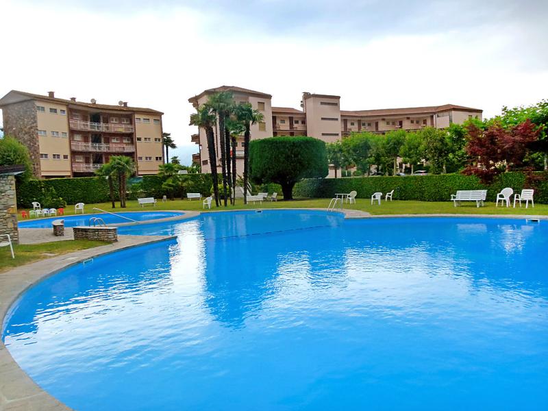 Belmonte 1469545,Apartamento  con piscina privada en Brezzo di Bedero, Lombardia, Italia para 2 personas...
